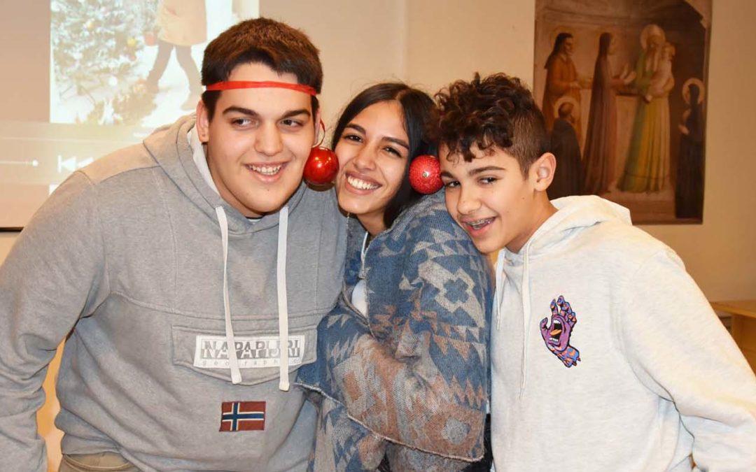 Festa di Natale 2019 al Salvagente: quanto è bello stare insieme!!!!